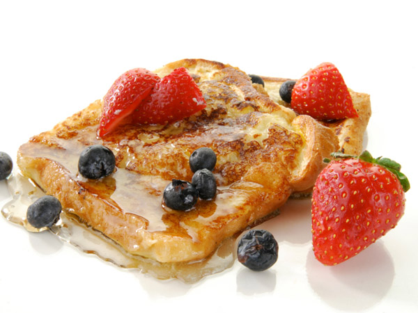 Desert French toasts