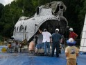 NASA to Crash Test Helicopter to Study Safety