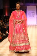 This Rajasthan-inspired collection portrayed the myriad moods of Anita's bridal muse – Nayantara, who is a young, effervescent girl who challenges convention, yet loves all things traditional.