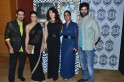 Sangeeta Bijlani: Black jumpsuit by AND with a silver neckpiece by Anita Dongre