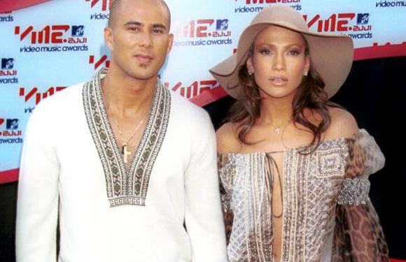 Jennifer Lopez and Chriss Judd