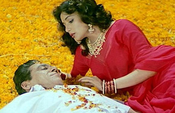 Madhuri Dixit in 'Dharavi'