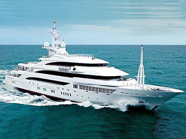 Billionaires Yacht