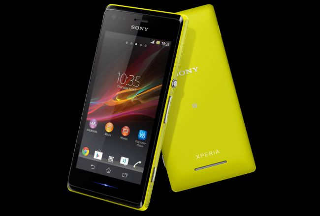 Xperia M Specifications Sony Xperia M: ...