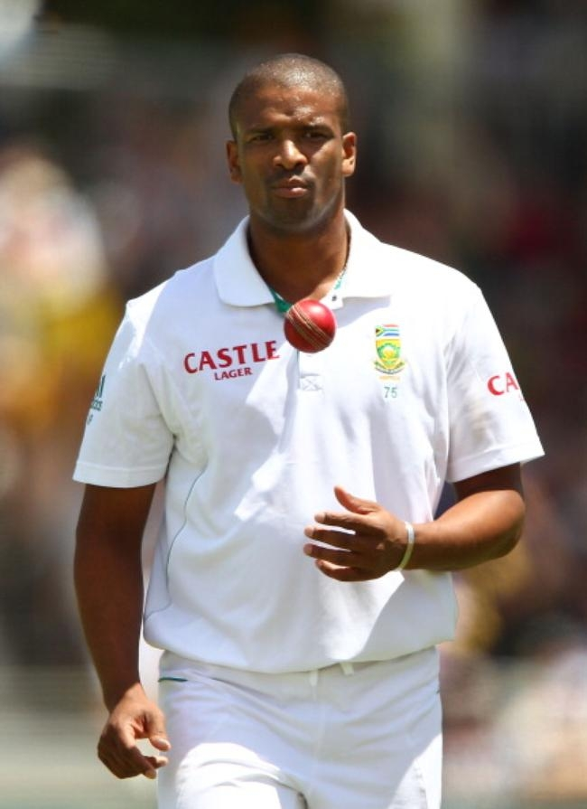 Fast Bowler: Vernon Philander – South Africa