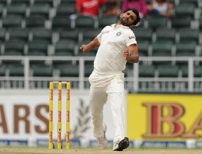 Mohammed Shami took two wickets in an over