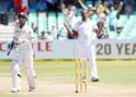 Ajinkya Rahane Bowled for 96