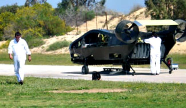 AirMule Unmanned VTOL Aircraft
