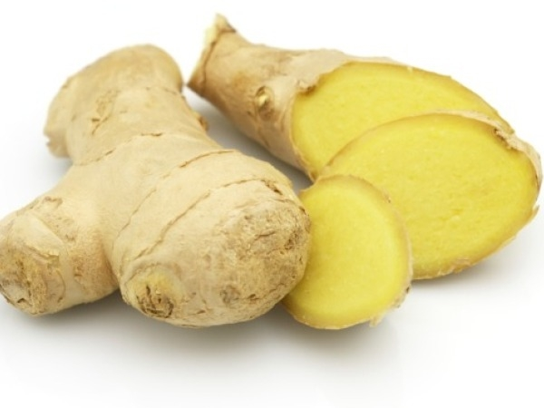 How to Detox Liver: Foods Good for Liver: Ginger