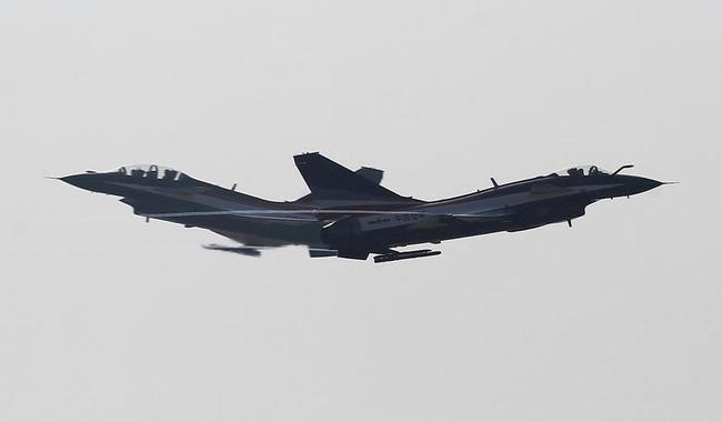 Chinese J-10 Fighter Jet