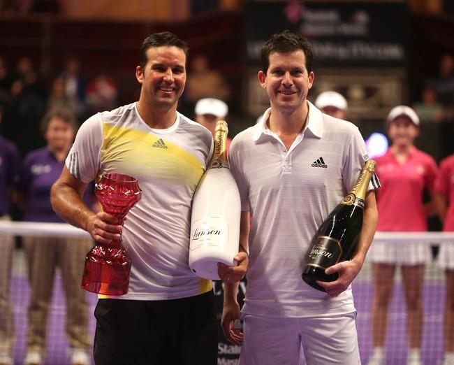 Rafter: The Winner; Henman: The Runner-Up
