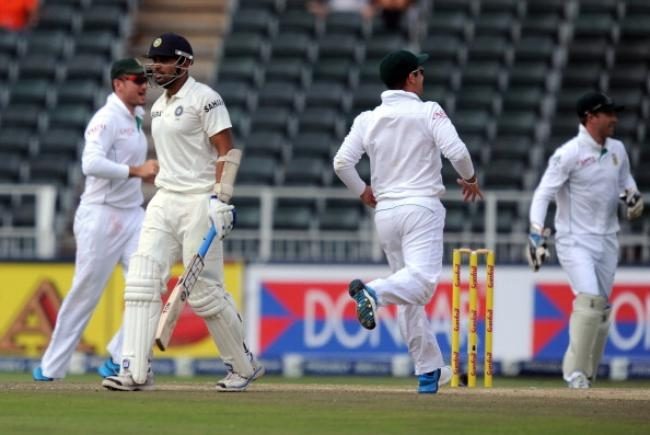 Murali Vijay was out for 39