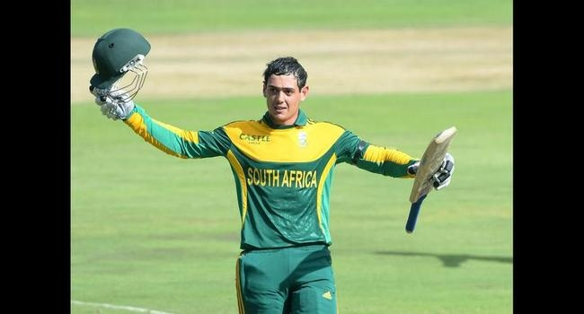 Quinton de Kock (South Africa)