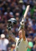 Test century No. 2 for Chris Rogers