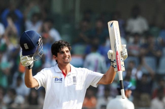 Opener: Alastair Cook (Captain) – England