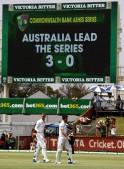 The Scoreboard says it all