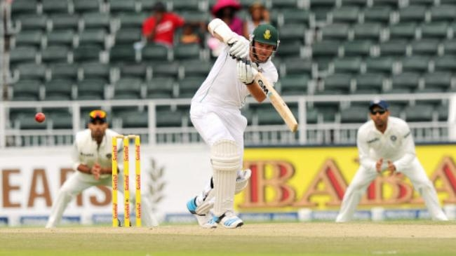Graeme Smith scored a half-century