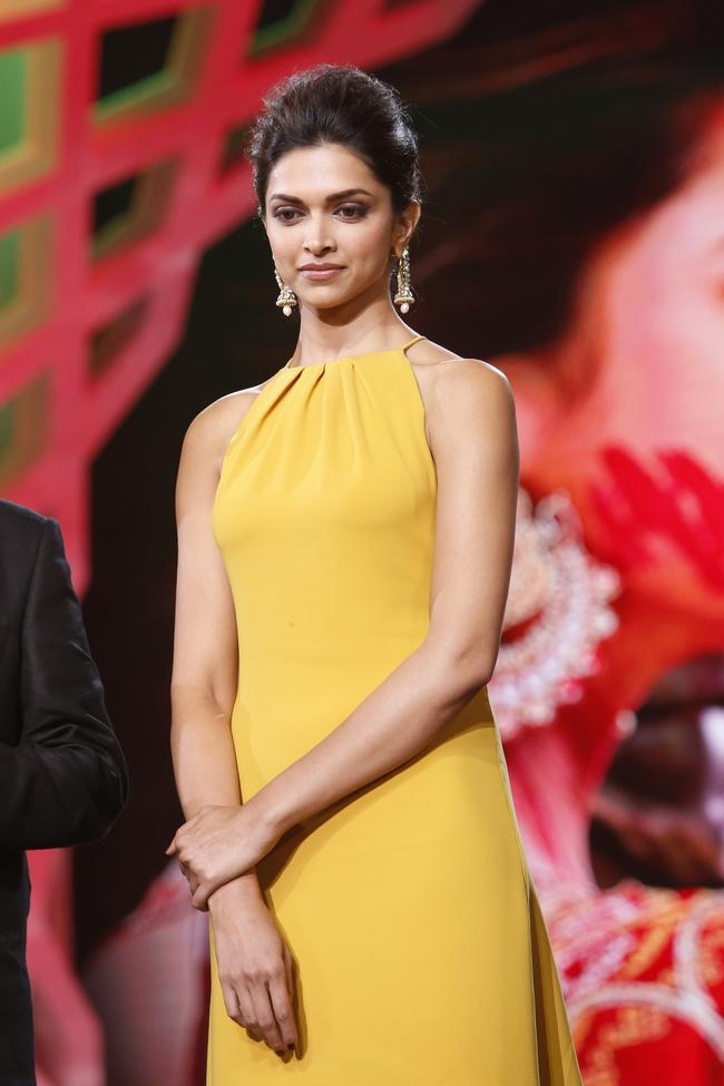 Deepika Padukone At Marrakech International Film Festival - Opening Ceremony