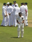 One run, three wickets