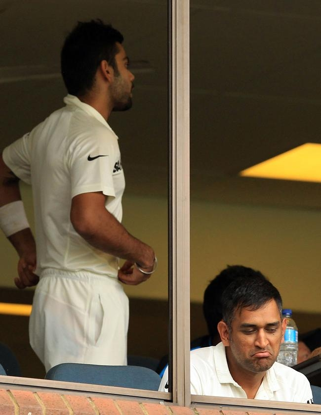 Indian dressing room