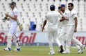 South Africa bowled out for 244