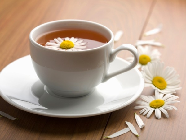 Drinks That will Calm You Down Chamomile