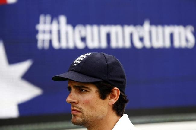 Alastair Cook disappointed
