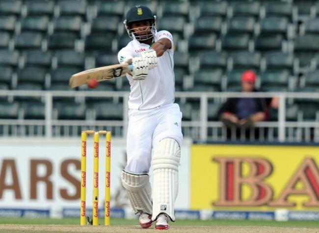 Vernon Philander remained unbeaten on 48