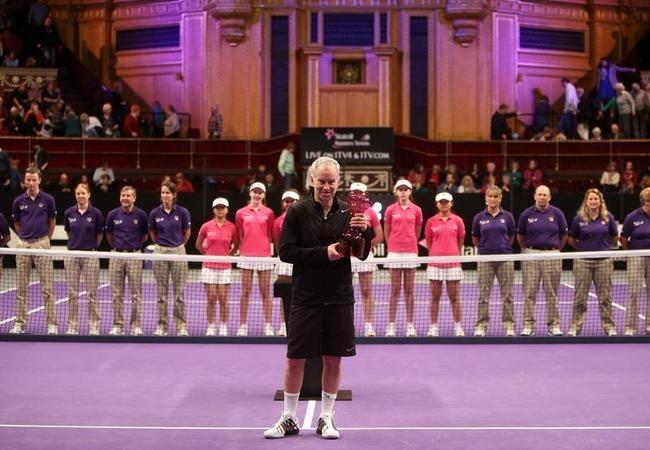 John McEnroe: The Winner