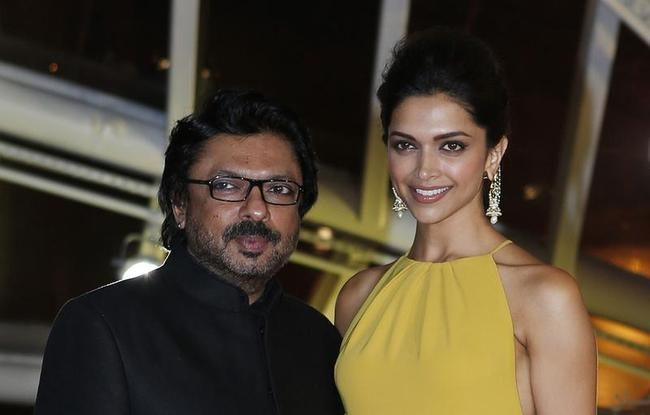 Deepika Padukone, Sanjay Leela Bhansali At Marrakech International Film Festival - Opening Ceremony
