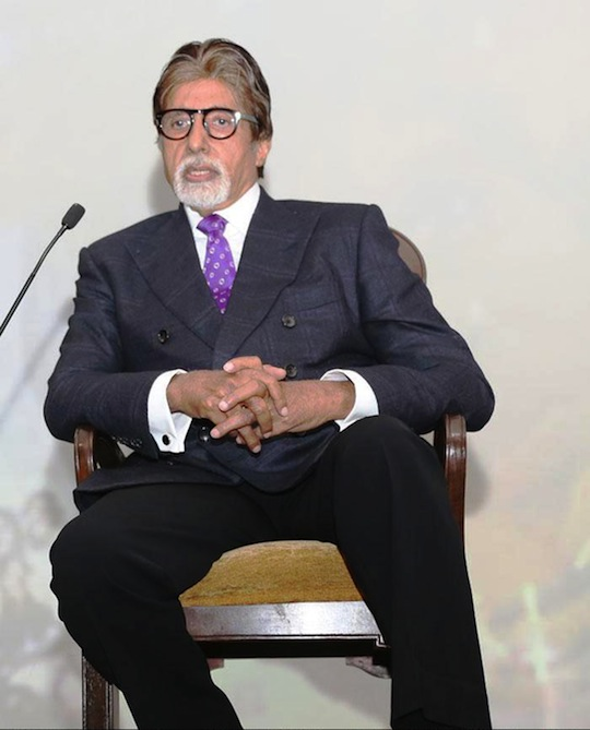 Big B and SRK spoke about the global impact of Indian cinema