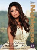 Gauri Khan for Noblesse