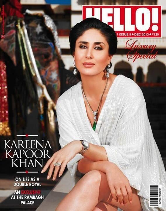 Kareena Kapoor Khan for Hello