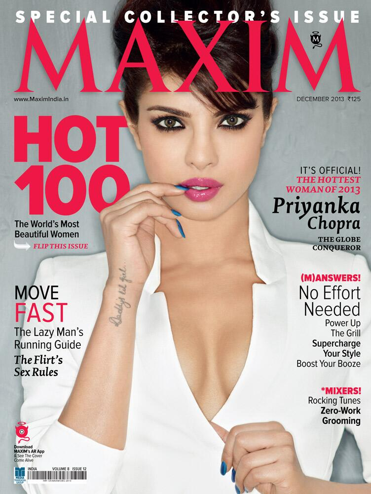 Priyanka Chopra for Maxim