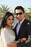 Veena Malik & Asad Bashir
