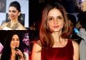 Sussanne Roshan, Katrina Kaif, Deepika Padukone