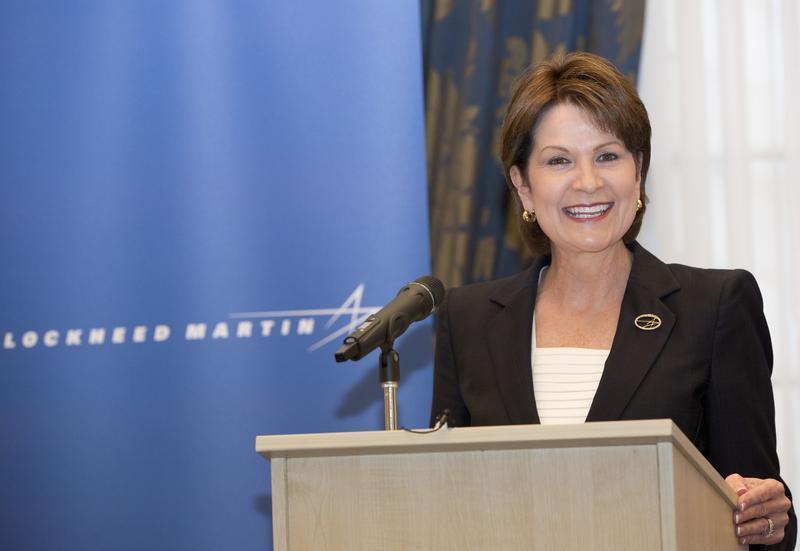 Lockheed Martin CEO Marillyn Hewson