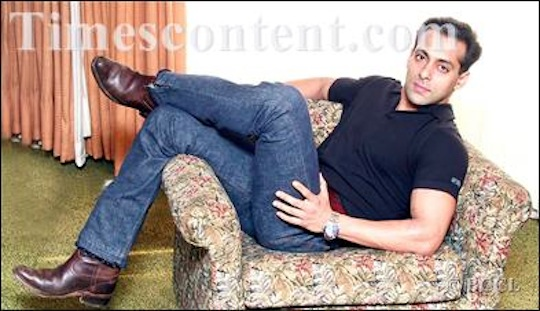 Delhi Times catches up with Salman Khan