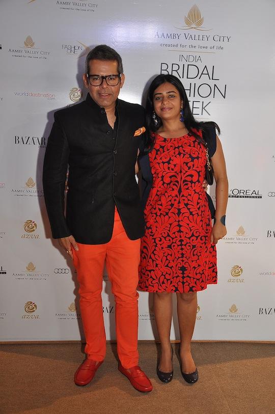 Vikram & Nisha Raizada for Falguni & Shane Peacock