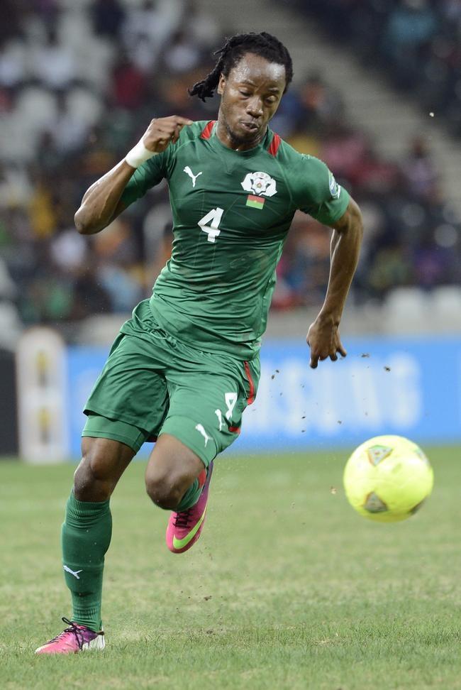 Bakary Kone (Defender, Burkina Faso)