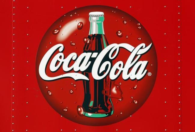 No. 3: COCA-COLA