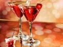 Valentine's Day Drinks Recipe # 6: Cherry chiller