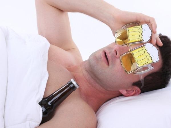 Headache Type # 5: Hangover headaches