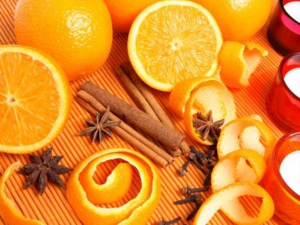 Essential Oil: Orange:- Citrus Aurantium