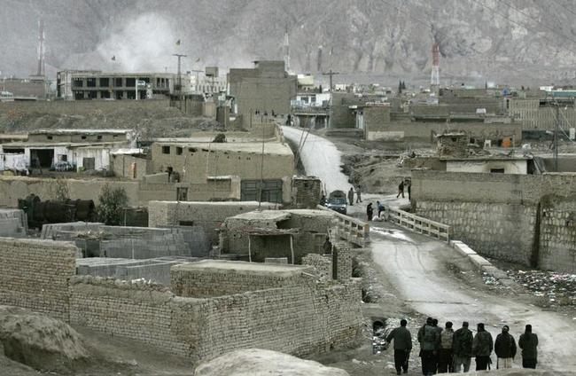 Blast Rocks Pakistan