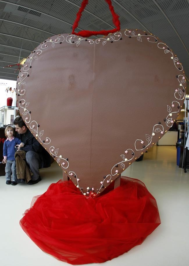 See What the World is Doing for Valentine