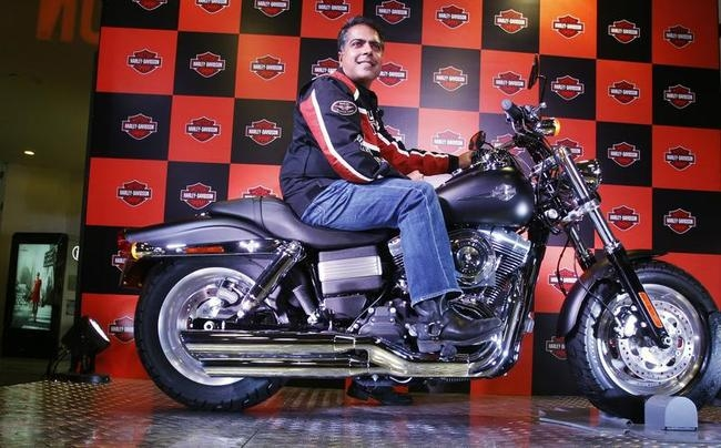 COSTLIER: Imported bikes with engine capacity of 800cc and above