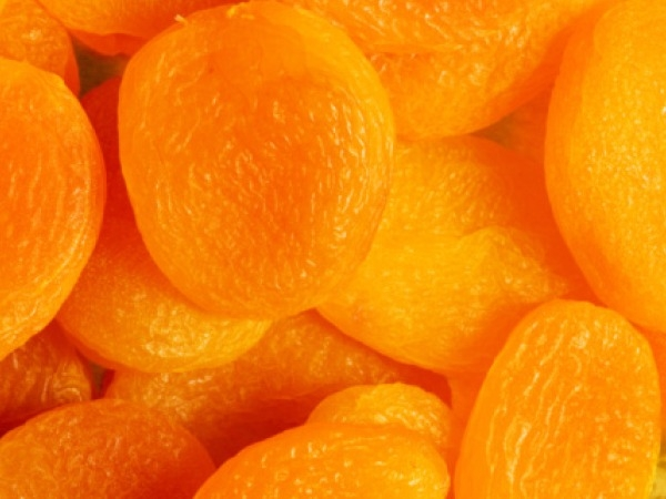 Healthy Colourful Food # 8: Apricots