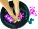 Tip for Soft and Sexy Feet # 3: Soak your feet