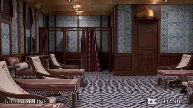 PICS: Inside the New Titanic II